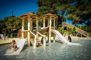 Parque acuático camping Le Sainte Marie
