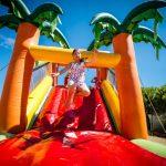 Jeux gonflables camping Le Sainte Marie