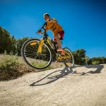 Terrain de vélo cross camping Le Sainte Marie