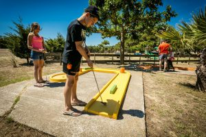Mini golf camping Le Sainte Marie