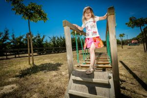 Playground camping Le Sainte Marie
