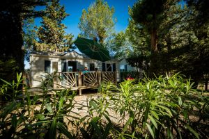 Mobilhome camping Le Sainte Marie