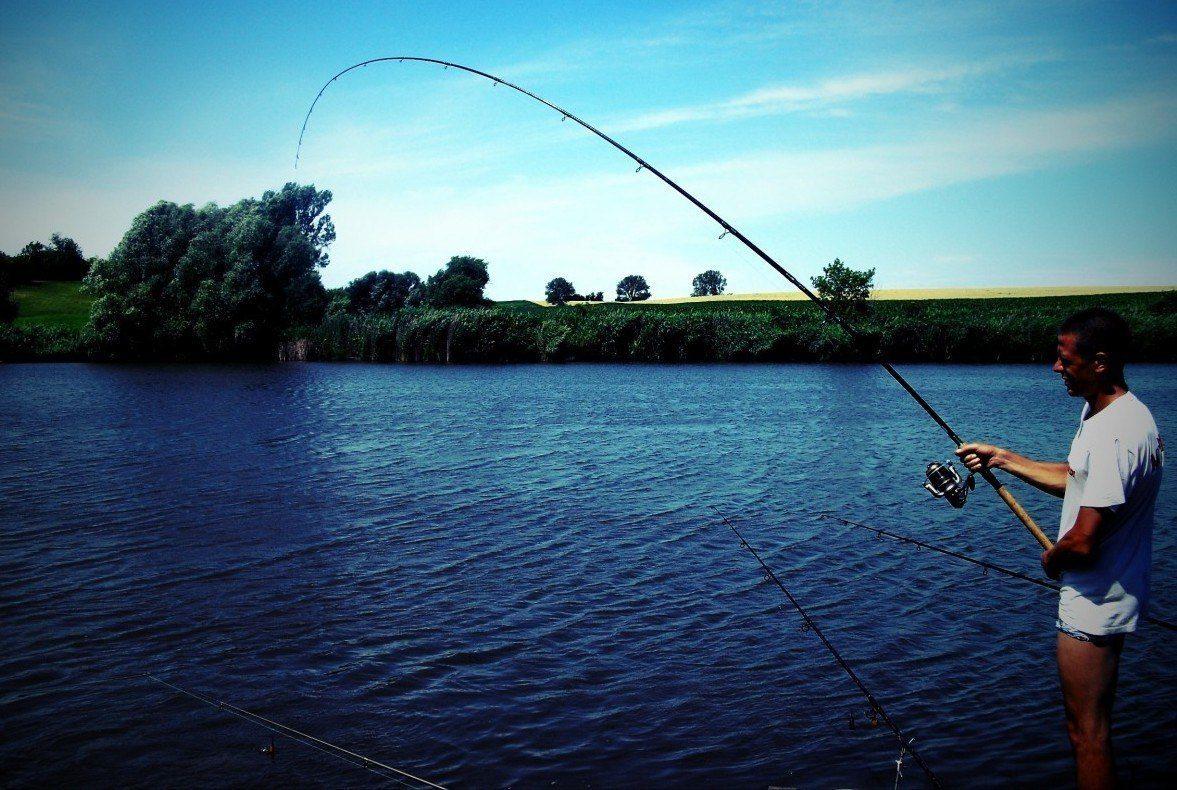 Un coin pêche privé